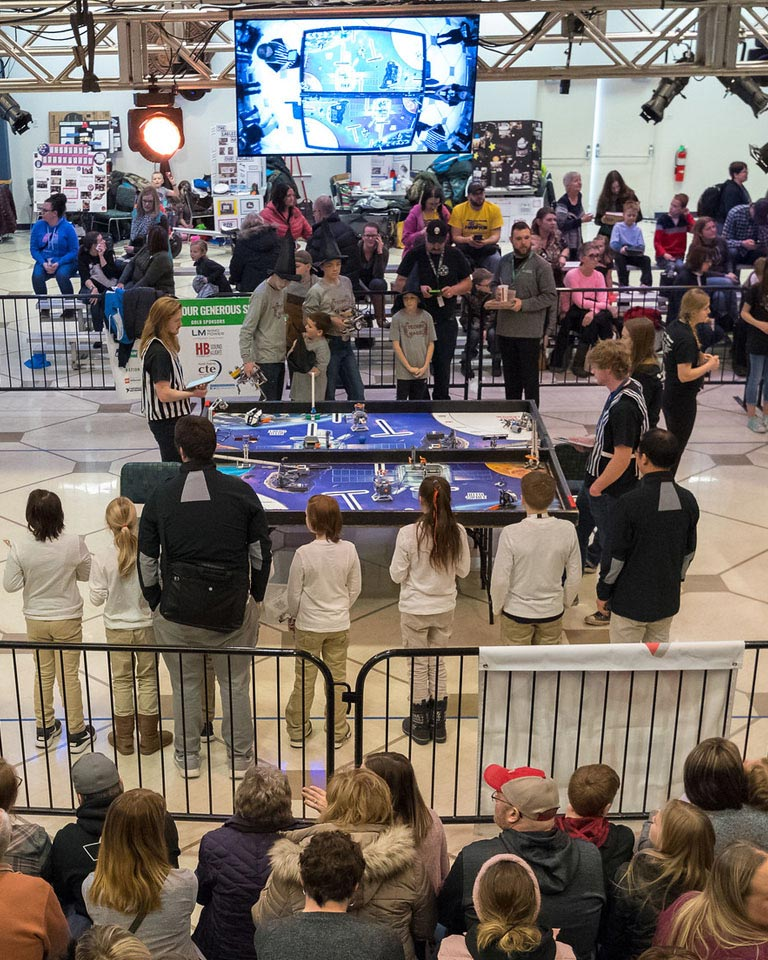 First Lego League Competition 2019