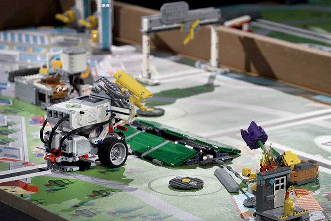 ND Lego League