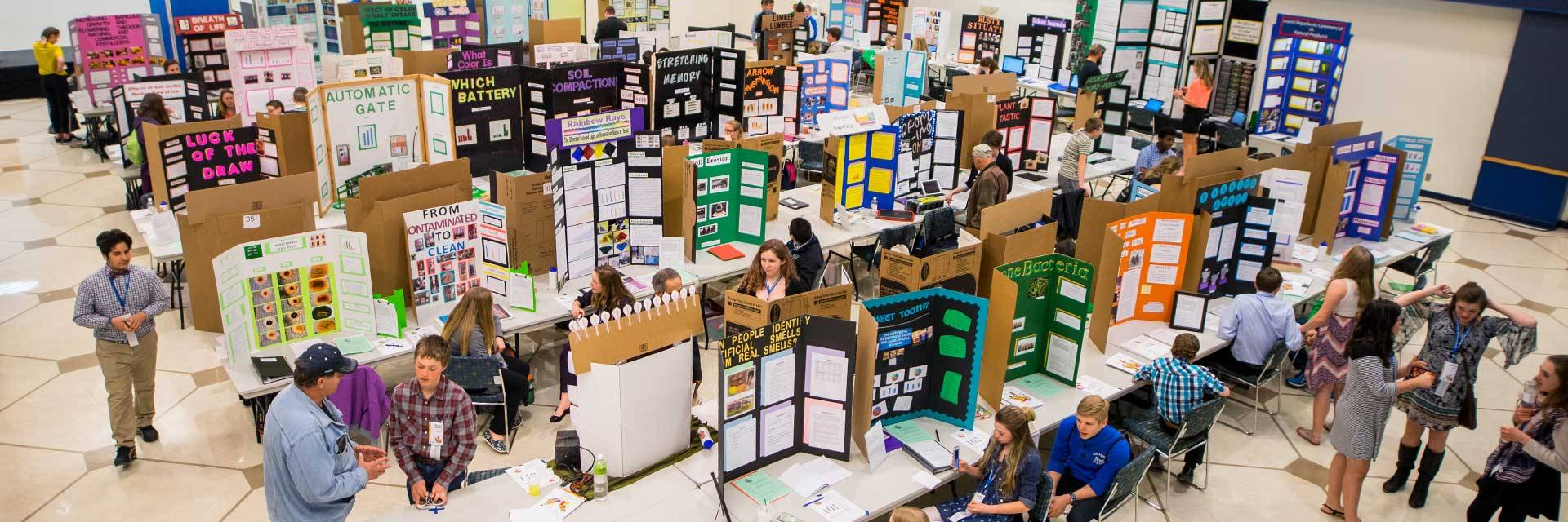 69th annual north dakota state science and engineering fair
